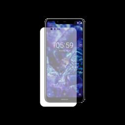Nokia 5.1 Plus - Zaščitno steklo Premium (0,26)