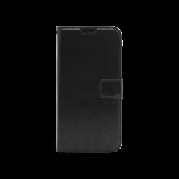 Huawei Y7 Prime (2019) / Y7 (2019) - Preklopna torbica (WLC) - črna