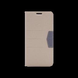 Samsung Galaxy A40 - Preklopna torbica (47G) - bež