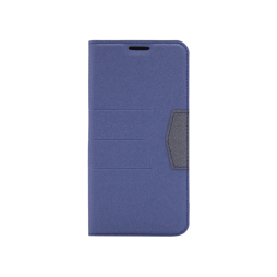 Samsung Galaxy A40 - Preklopna torbica (47G) - modra
