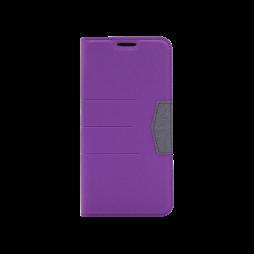 Samsung Galaxy A40 - Preklopna torbica (47G) - vijolična