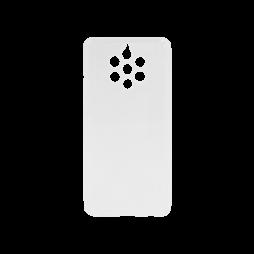 Nokia 9 PureView  - Gumiran ovitek (TPU) - prosojen svetleč
