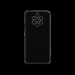 Nokia 9 PureView - Gumiran ovitek (TPU) - črn svetleč