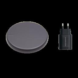 Komplet: Brezžični polnilnik (Qi HK-XC10A) + Hišni polnilnik (BC306Q QC 3.0)
