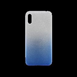 Huawei Y6 (2019) - Gumiran ovitek (TPUB) - modra