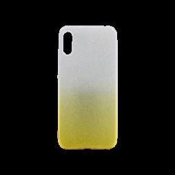 Huawei Y6 (2019) - Gumiran ovitek (TPUB) - rumena