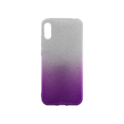 Huawei Y6 (2019) - Gumiran ovitek (TPUB) - vijolična