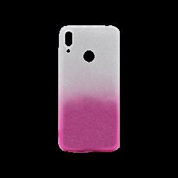 Huawei Y7 Prime (2019) / Y7 (2019) - Gumiran ovitek (TPUB) - roza