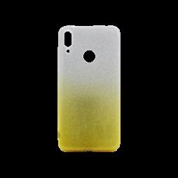 Huawei Y7 Prime (2019) / Y7 (2019) - Gumiran ovitek (TPUB) - rumena