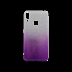 Huawei Y7 Prime (2019) / Y7 (2019) - Gumiran ovitek (TPUB) - vijolična