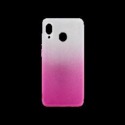 Samsung Galaxy A40 - Gumiran ovitek (TPUB) - roza