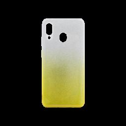 Samsung Galaxy A40 - Gumiran ovitek (TPUB) - rumena