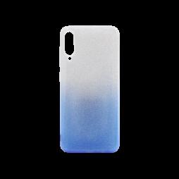 Samsung Galaxy A70 - Gumiran ovitek (TPUB) - modra