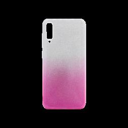 Samsung Galaxy A70 - Gumiran ovitek (TPUB) - roza