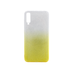Samsung Galaxy A70 - Gumiran ovitek (TPUB) - rumena
