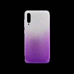 Samsung Galaxy A70 - Gumiran ovitek (TPUB) - vijolična