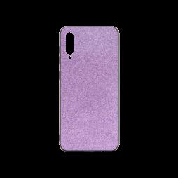 Samsung Galaxy A50/A30s/A50s - Gumiran ovitek z bleščicami (PCB) - vijolična