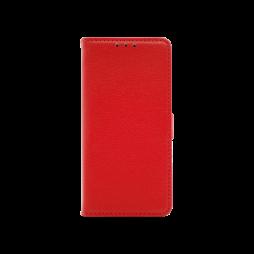 Samsung Galaxy A20e - Preklopna torbica (WLG) - rdeča