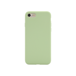 Apple iPhone 7/8/SE (2020) - Silikonski ovitek (liquid silicone) - Soft - Mint Green