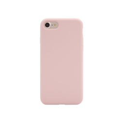 Apple iPhone 7/8/SE (2020) - Silikonski ovitek (liquid silicone) - Soft - Pink Sand