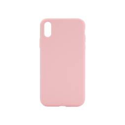 Apple iPhone XR - Silikonski ovitek (liquid silicone) - Soft - Candy Pink