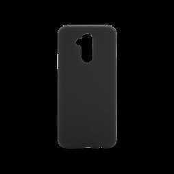 Huawei Mate 20 Lite - Silikonski ovitek (liquid silicone) - Soft - Black