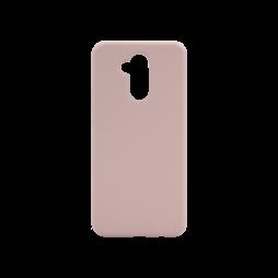 Huawei Mate 20 Lite - Silikonski ovitek (liquid silicone) - Soft - Pink Sand