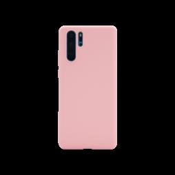 Huawei P30 Pro - Silikonski ovitek (liquid silicone) - Soft - Candy Pink