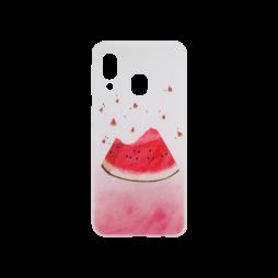 Samsung Galaxy A40 - Gumiran ovitek (TPUP) - Watermelon