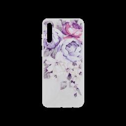 Samsung Galaxy A50/A30s/A50s - Gumiran ovitek (TPUP) - Purple Roses