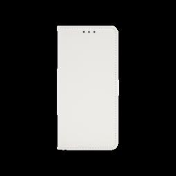LG Q60 - Preklopna torbica (WLG) - bela