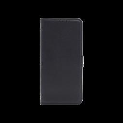 LG Q60 / K50 - Preklopna torbica (WLG) - črna