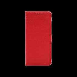 LG Q60 / K50 - Preklopna torbica (WLG) - rdeča