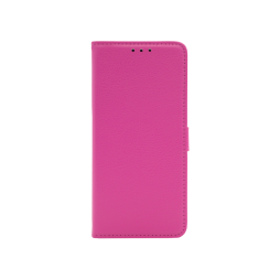 LG Q60 / K50 - Preklopna torbica (WLG) - roza