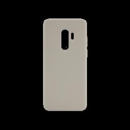 Samsung Galaxy S9+ - Silikonski ovitek (liquid silicone) - Soft - Stone