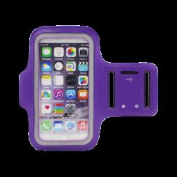 Športna torbica za na roko iPhone 6/6s Plus (PT) - vijolična