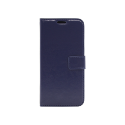 Samsung A105 Galaxy A10 - Preklopna torbica (WLC) - modra
