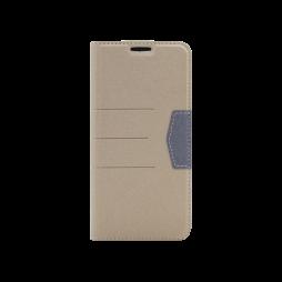 Samsung Galaxy A20e - Preklopna torbica (47G) - bež