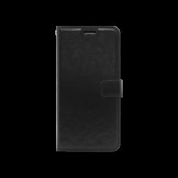 LG K40 - Preklopna torbica (WLC) - črna