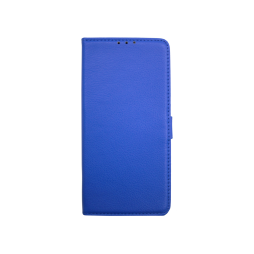Huawei P Smart Z / Honor 9X - Preklopna torbica (WLG) - modra