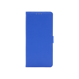 Samsung Galaxy A80 - Preklopna torbica (WL) - modra