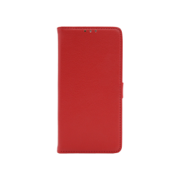 Samsung Galaxy A80 - Preklopna torbica (WL) - rdeča