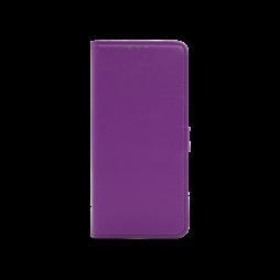 Samsung Galaxy A80 - Preklopna torbica (WL) - vijolična