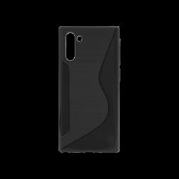 Samsung Galaxy Note 10 - Gumiran ovitek (TPU) - črn CS-Type
