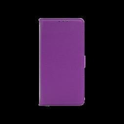 Samsung Galaxy Note 10 - Preklopna torbica (WLG) - vijolična
