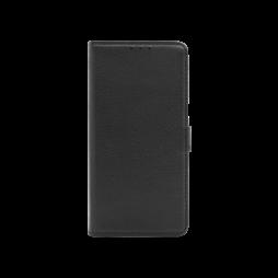 Samsung Galaxy Note 10+ - Preklopna torbica (WLG) - črna