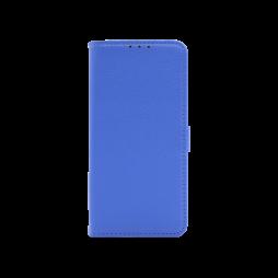 Samsung Galaxy Note 10+ - Preklopna torbica (WLG) - modra