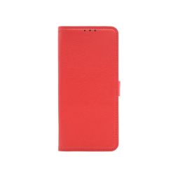 Samsung Galaxy Note 10+ - Preklopna torbica (WLG) - rdeča