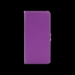 Samsung Galaxy Note 10+ - Preklopna torbica (WLG) - vijolična