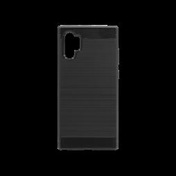 Samsung Galaxy Note 10+ - Gumiran ovitek (TPU) - črn A-Type